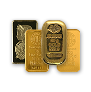 Fractional Gold Bars