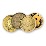 Fractional Gold Coins