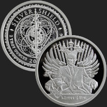 2 oz Winter is Here MiniMintage Proof Silver Round .999 Fine