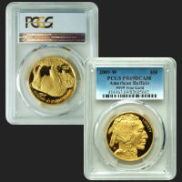 2009 Proof Gold Buffalo PCGS MS69 1 oz Gold Coin .9999 Fine