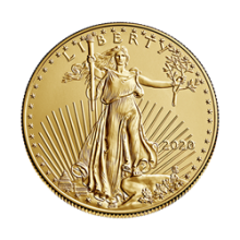 2020 1/2 oz American Gold Eagle