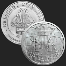 5 oz Election Silver Round