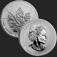 2017 1 oz Silver Maple Leaf 150th Anniversary Privy Coin .9999 Fine