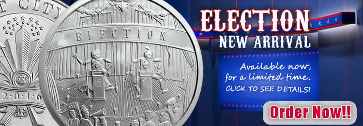 2016 Election designs now available from Cres