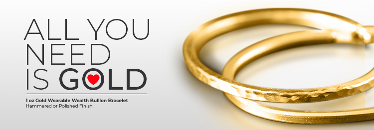 Valentine Day Gifts in gold at GSM